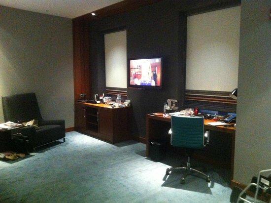 Aloft Abu Dhabi: Accessible room