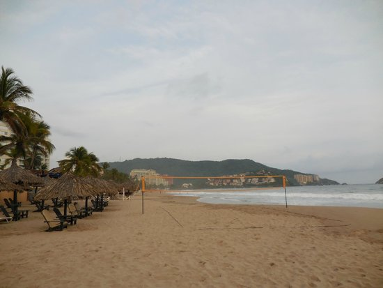 Tesoro Ixtapa : Beach Volleyball
