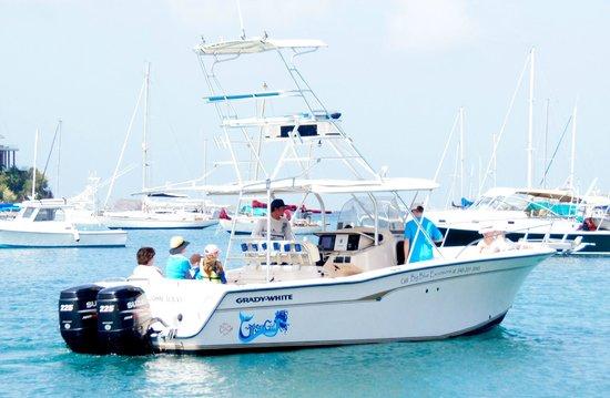 Big Blue Excursions: Aboard Big Blue