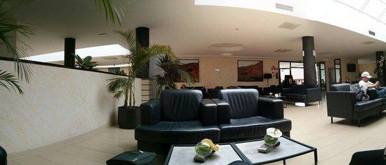 Albatros Club: Lobby