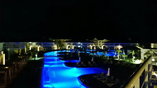 Paradisus Princesa del Mar Resort & Spa: Vue de nuit