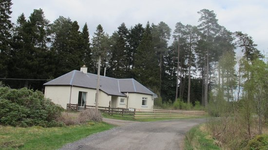 Kinlochlaggan, UK: 2-bedroom Pinewood