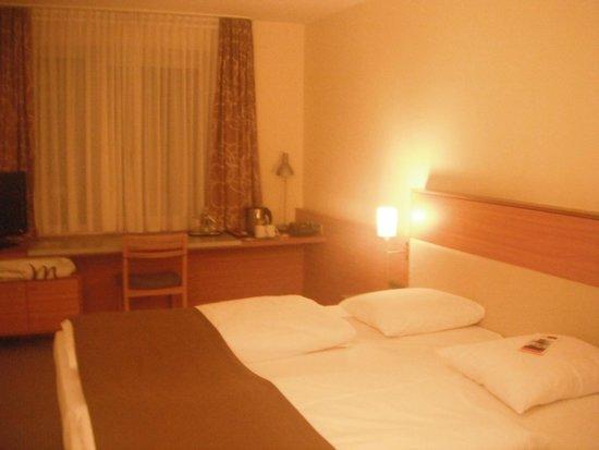 Mercure Hotel Mannheim am Rathaus: 客室
