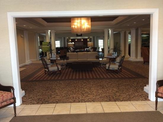 Homewood Suites by Hilton Olmsted Village (near Pinehurst): Entry