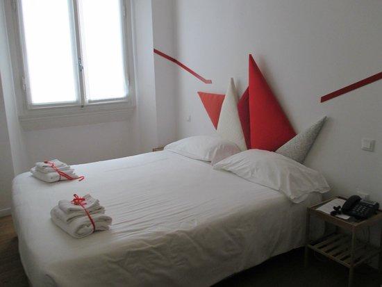 Relais Modern : Bed
