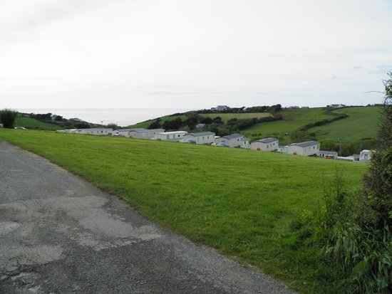 Widemouth Bay Caravan Park: Widemouth Bay