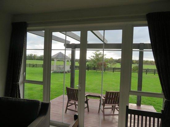 Chestnut Lane Cottage: views