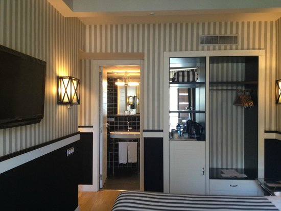 EuroPark Hotel: Room