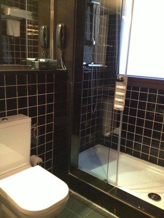 EuroPark Hotel: Bathroom