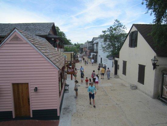 Old City: St George St