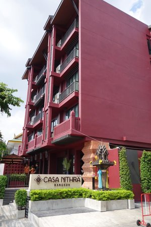 Casa Nithra : View of hotel