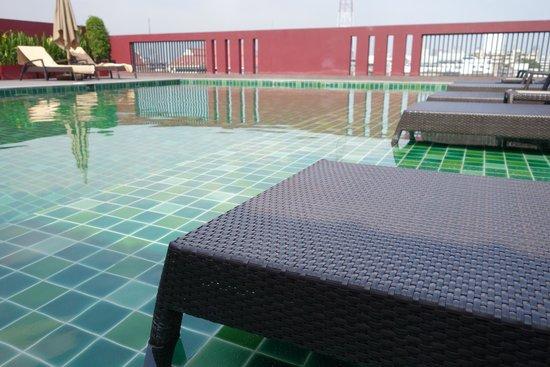 Casa Nithra: Rooftop pool