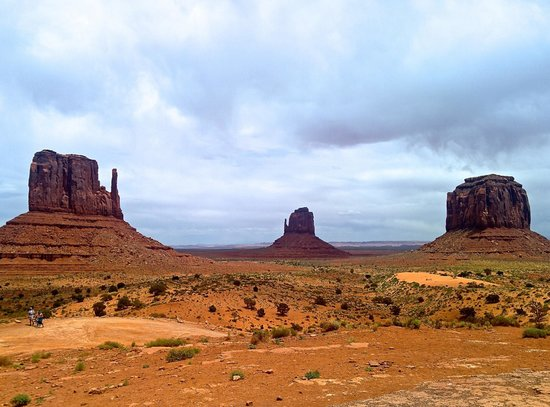 Navajo Spirit Tours - Day Tours: the mittens