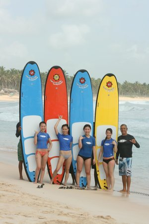 Macao Surf Camp: Our group shot