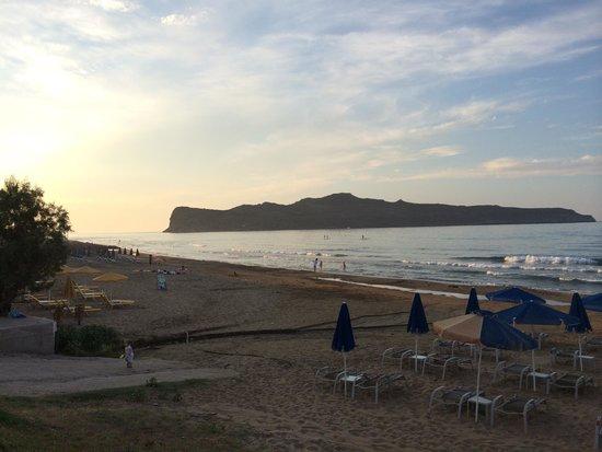 Alexandra Beach Resort: The View