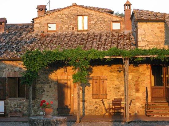 Fattoria Tregole: The Villa Vigneto