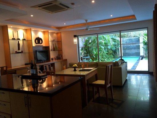 Bali Island Villas & Spa : Villa 6
