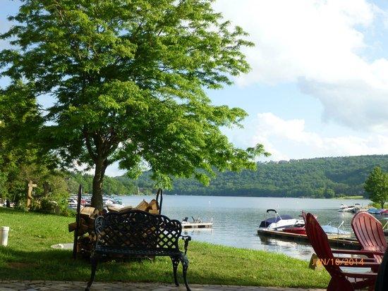 LakeStar Lodge: Beautiful scenery