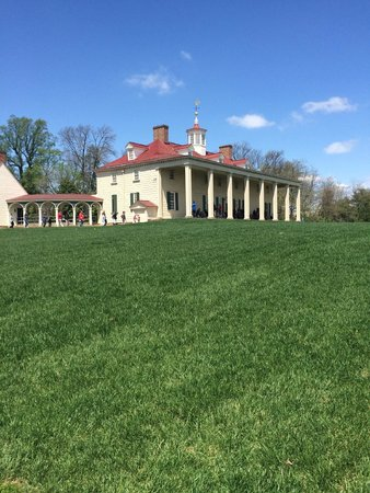 George Washington's Mount Vernon: Mt. Vernon