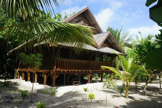 Patuno Resort Wakatobi: The Bungalow