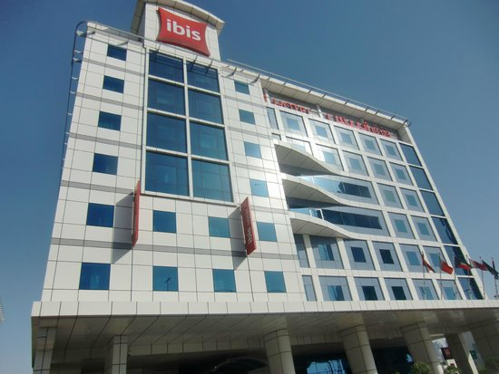 Ibis Mall Of The Emirates: A minha foto