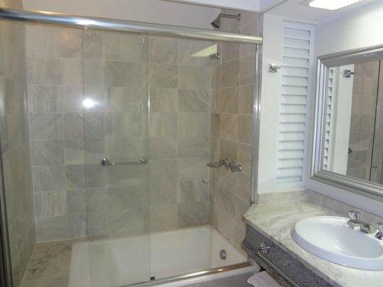 Slaviero Conceptual Palace Hotel Curitiba: Banheiro