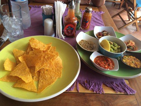 Taco Beach Grill: Nacho