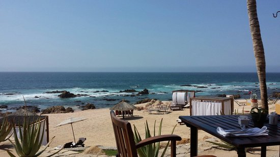 Grand Fiesta Americana Los Cabos All Inclusive Golf & Spa: View from breakfast