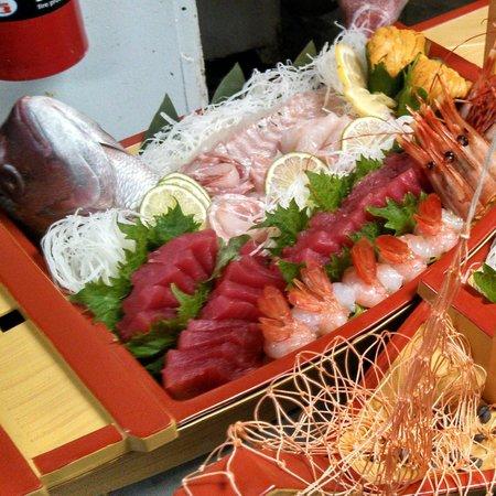 Yama Japanese Restaurant & Sushi Bar: yama