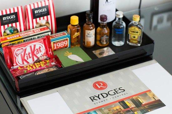 Rydges Sydney Central : Your Minibar