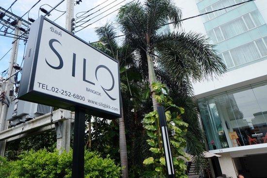 SilQ Bangkok: Front