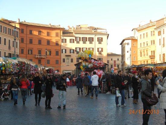 Bar Tre Scalini : Piazza Navona