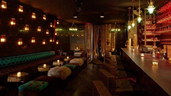 Camp David NYC Bar + Lounge