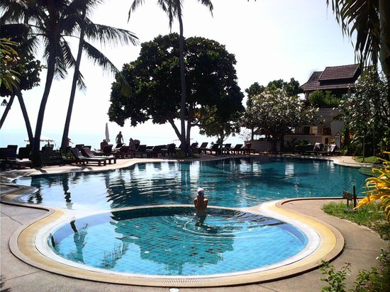Aloha Resort: Бассейн отеля