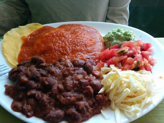 Cafe Hood: Huevos Rancheros