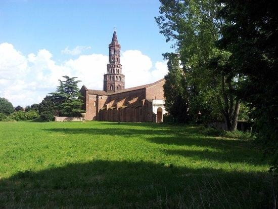 Abbazia di Chiaravalle: The abbey of Chiaravalle