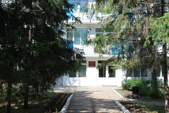 Omsk Oblast, Russie: Центральный вход