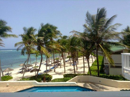 St. James's Club & Villas : Coco's ocean beach