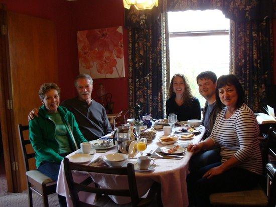 Abbey View: Breakfast with Bernie