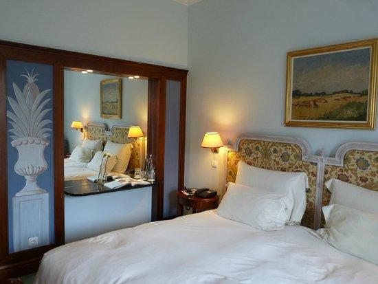 Pestana Palace Lisboa Hotel & National Monument : Chambre