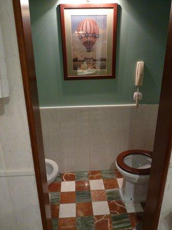 Pestana Palace Lisboa Hotel & National Monument : Toilettes