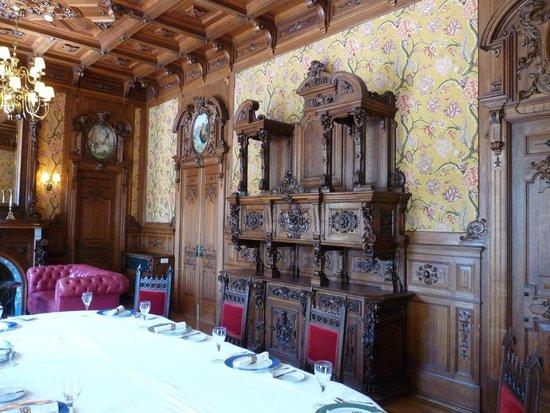 Pestana Palace Lisboa Hotel & National Monument: Salle à manger Renaissance