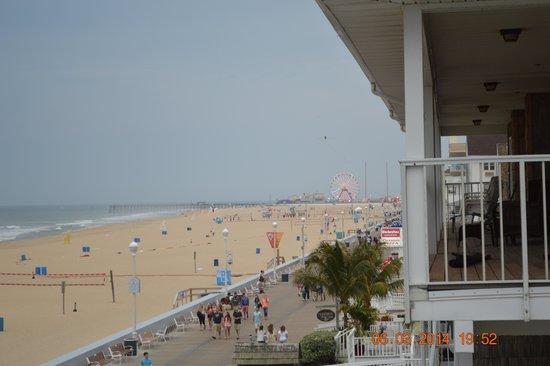 Lankford Hotel : the beaches were so clean