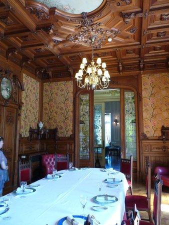 Pestana Palace Lisboa Hotel & National Monument: Salle Renaissance