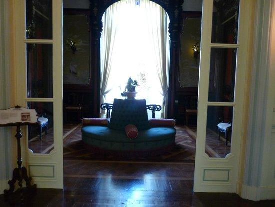 Pestana Palace Lisboa Hotel & National Monument : Salon oriental