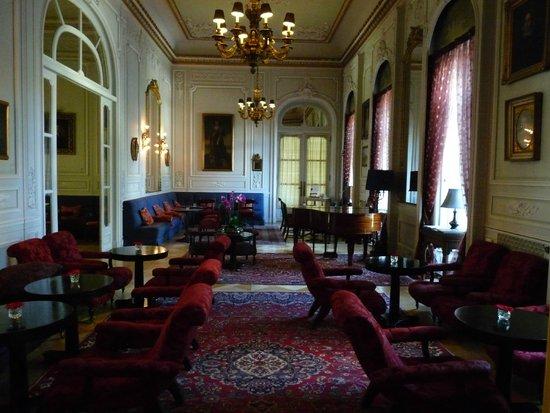 Pestana Palace Lisboa Hotel & National Monument: Bar