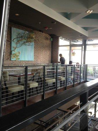 Second floor Rivertown Bistro