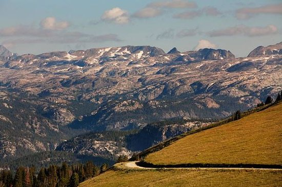 Red Lodge, MT: The Beartooth Highway