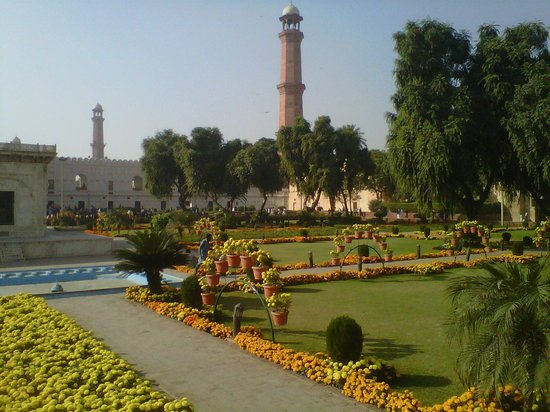 Pearl Continental Lahore : moschea a Lahore