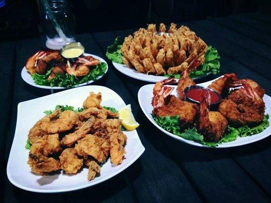 Steve's Landing Restaurant : Delicious Appetizers